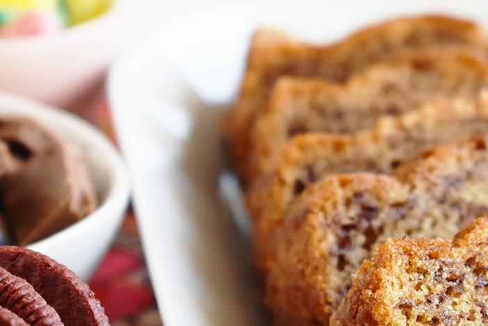 Bananenkuchen mit Buttermilch | kuchengeschichten