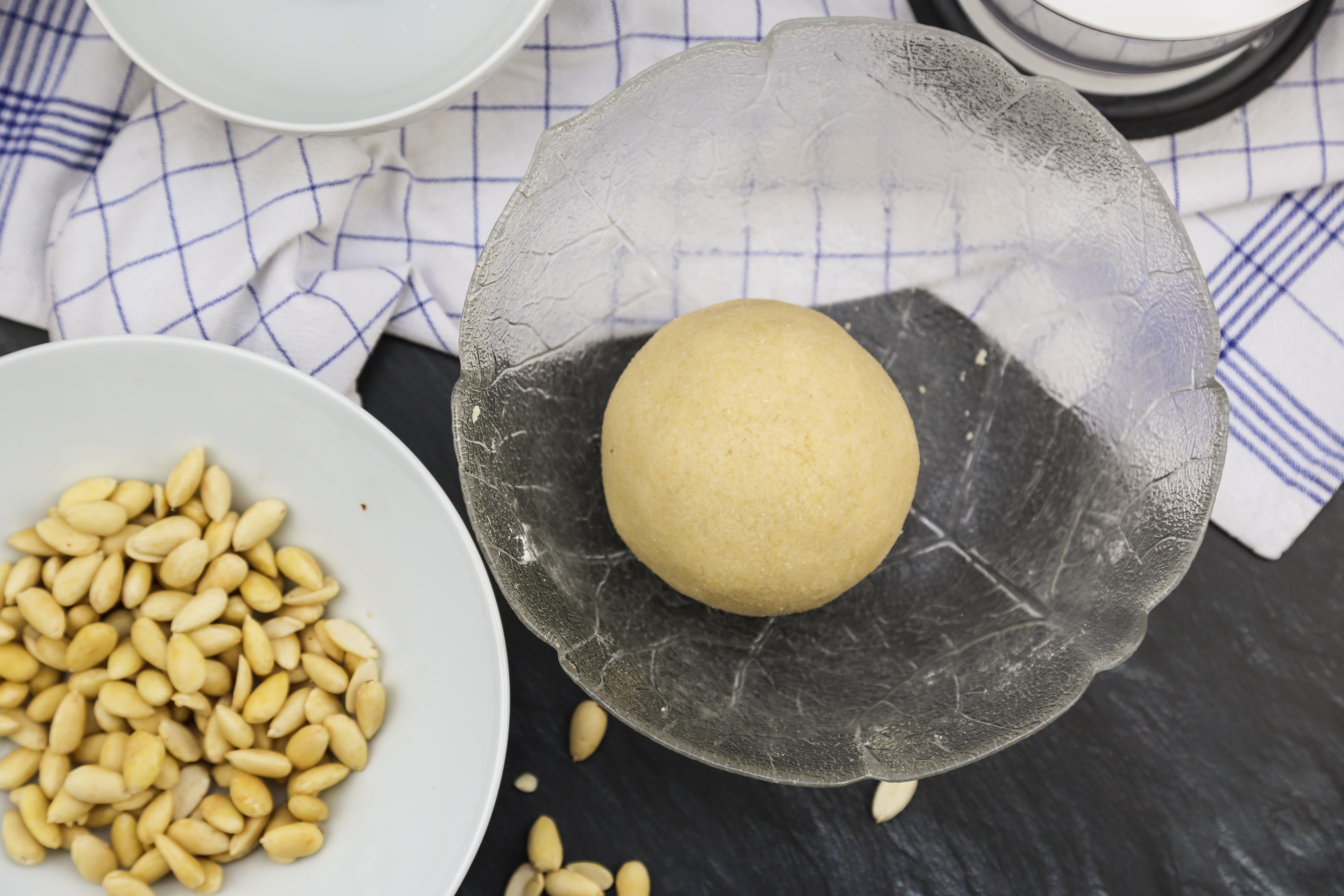 Marzipan selber machen | kuchengeschichten