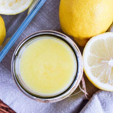 Lemon Curd | kuchengeschichten