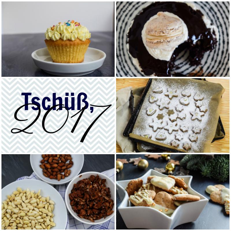 Tschüß 2017 | kuchengeschichten