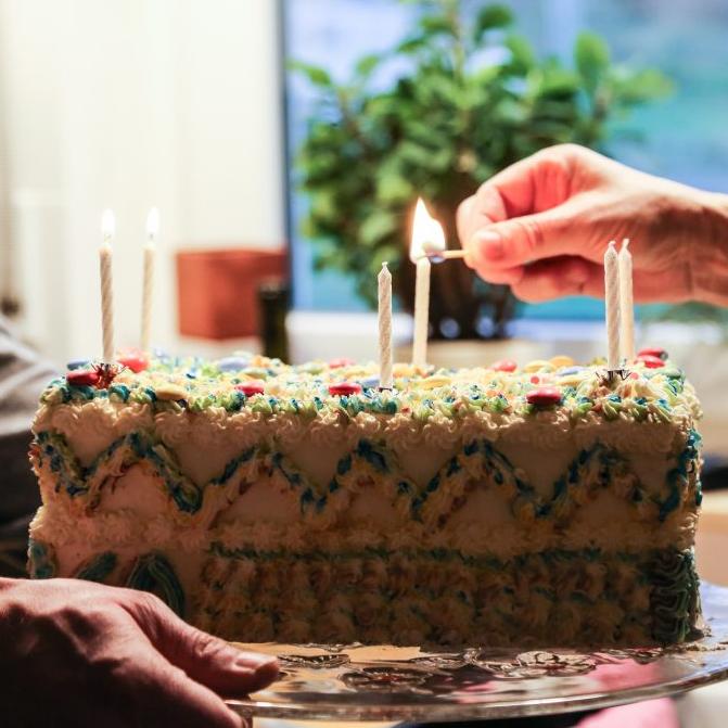 Geburtstagskuchen | kuchengeschichten
