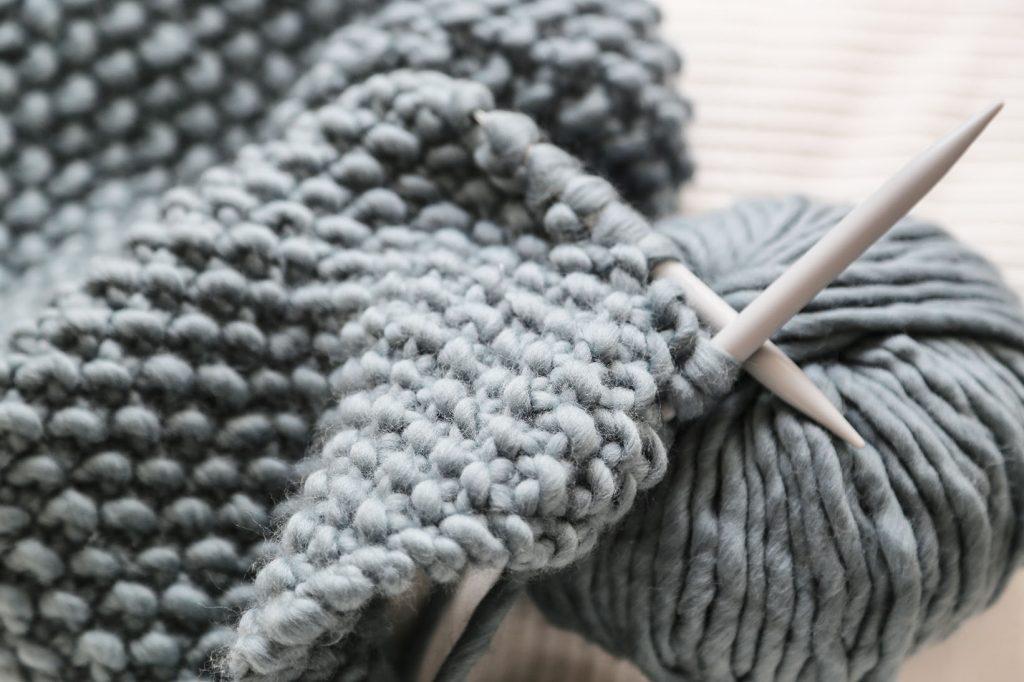 Babydeckchen selbst stricken | kuchengeschichten