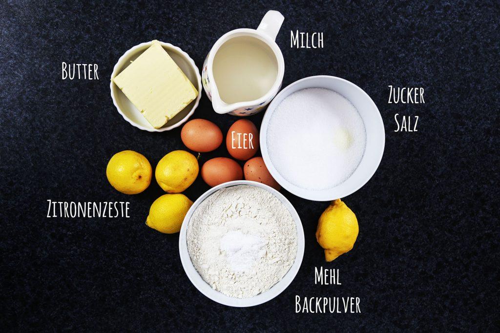 Frühlingstorte mit Lemon Curd | kuchengeschichten