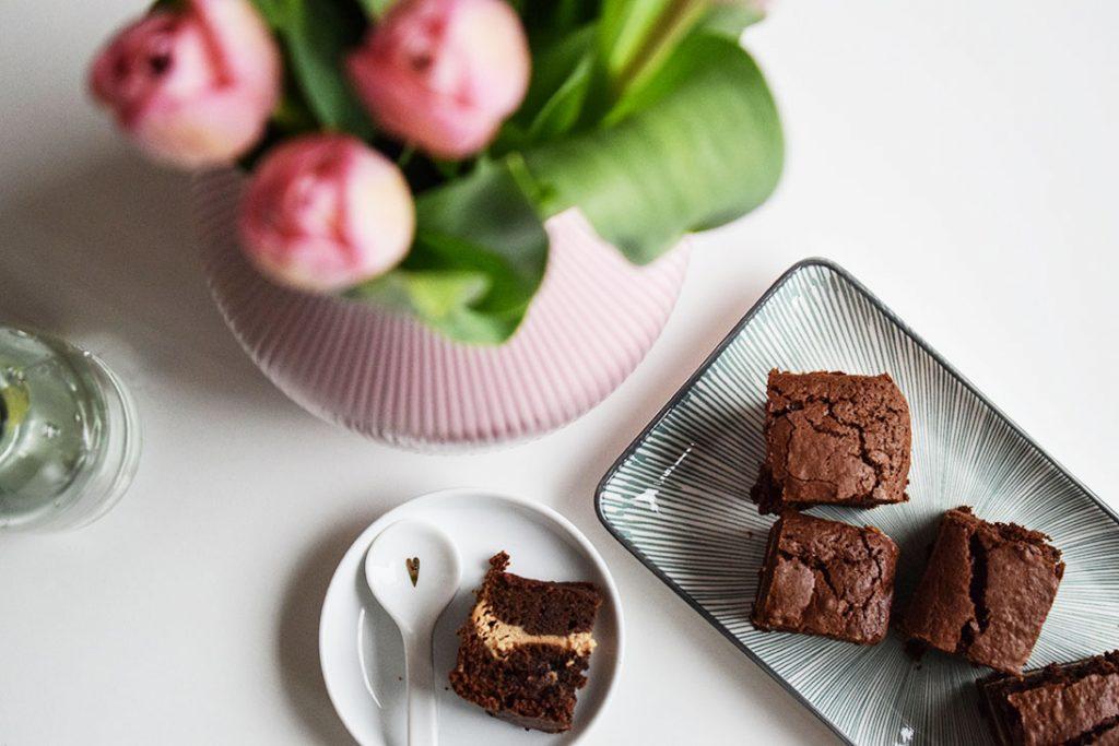 Baileys Brownies | kuchengeschichten