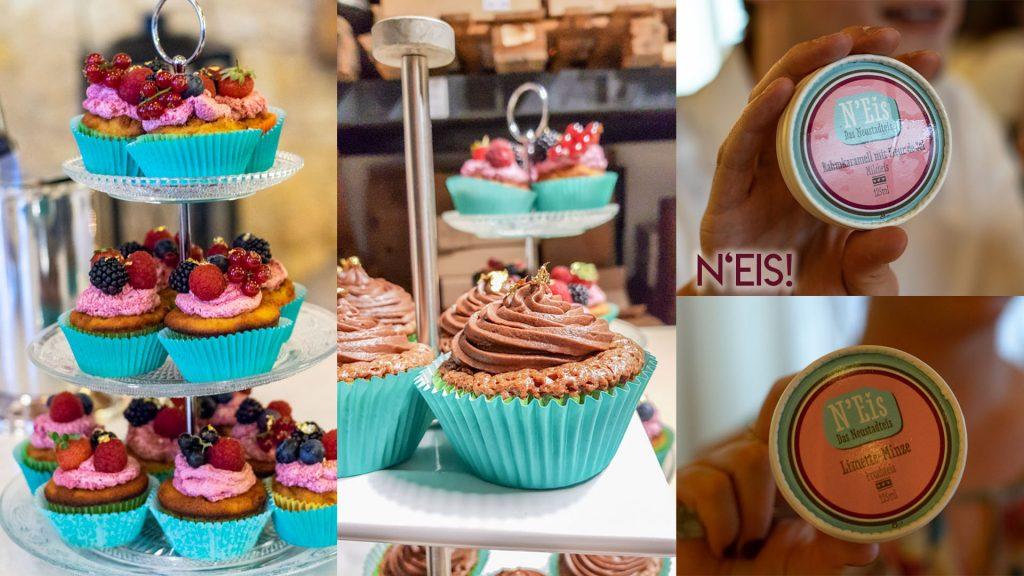 Cupcakes glutenfrei | kuchengeschichten