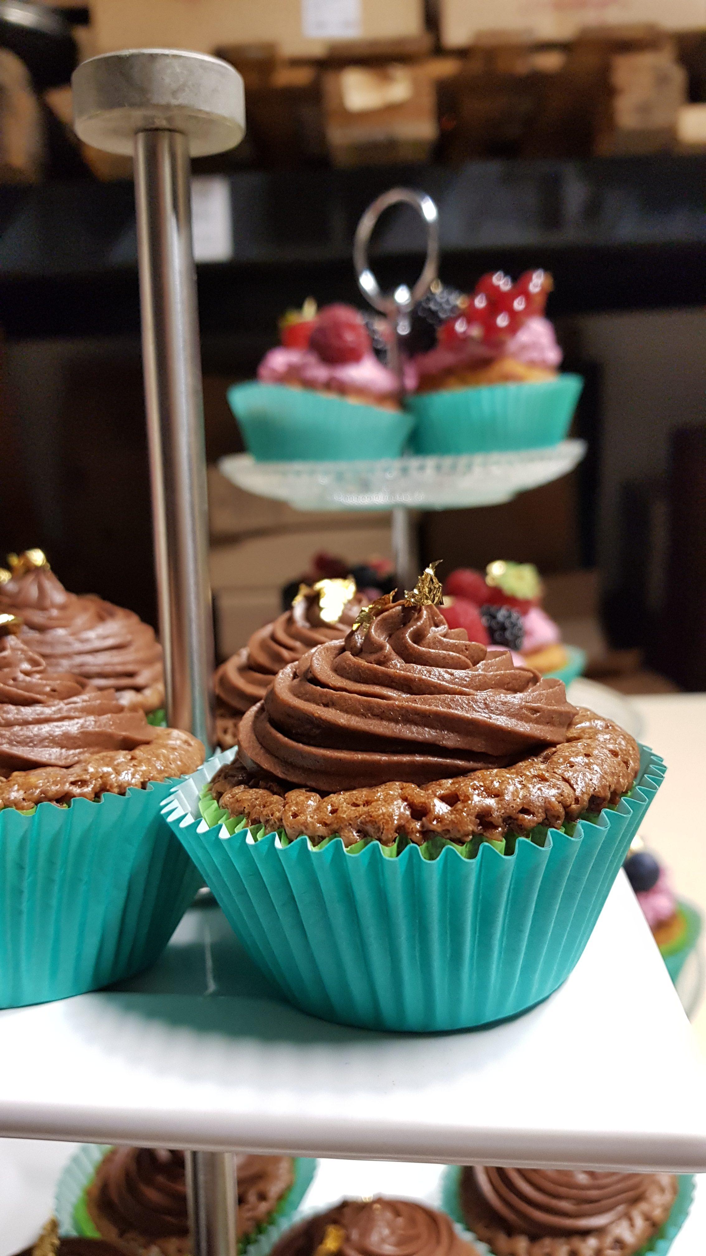 Cupcakes Hochzeit glutenfrei laktosefrei | kuchengeschichten