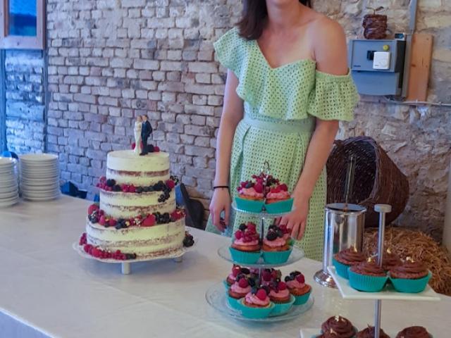 Naked Cake | kuchengeschichten