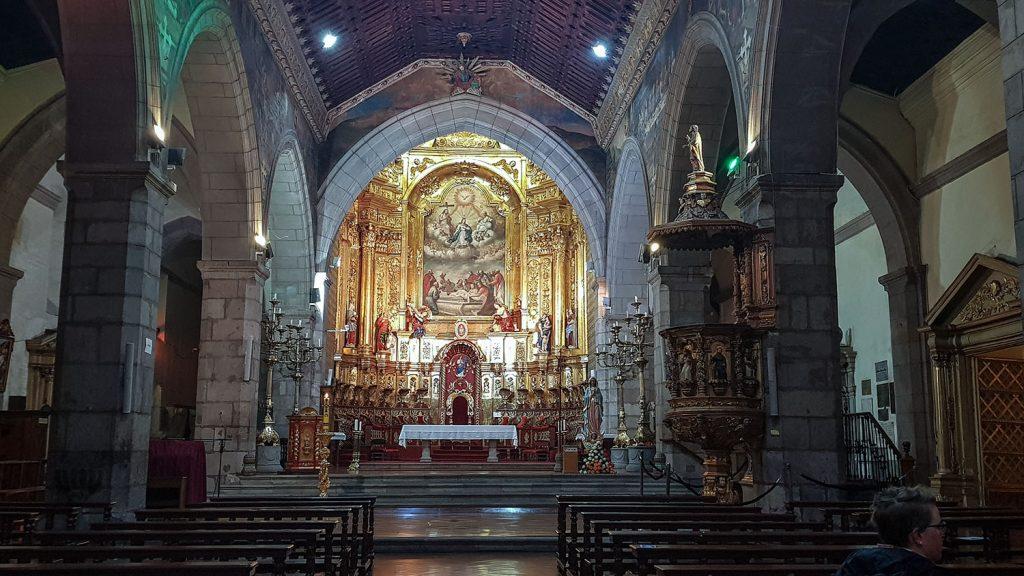 Urlaub in Südamerika Reise nach Ecuador Quito Kathedrale | kuchengeschichten