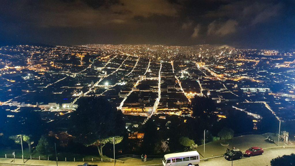 Urlaub in Südamerika Reise nach Ecuador Quito Panecillo | kuchengeschichten