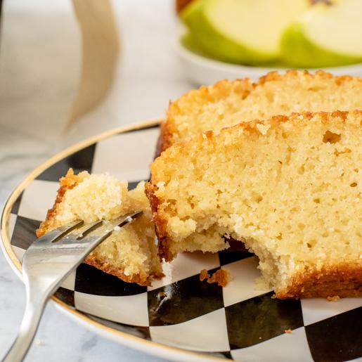 Apfel-Whiskey-Kuchen | kuchengeschichten