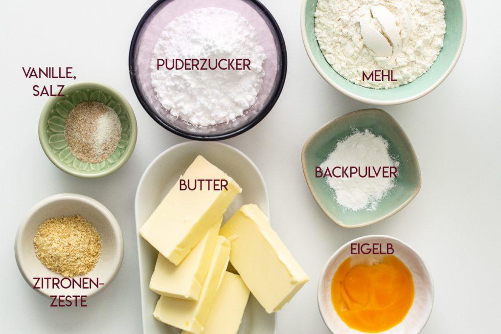 Himbeer-Marzipan-Herzen | kuchengeschichten