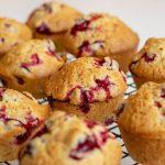 Cranberry-Orangen-Muffins | kuchengeschichten