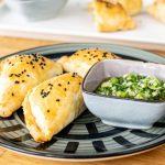 Empanadas mit Chimichurri | kuchengeschichten