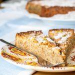 Mallorquinischer Mandelkuchen   kuchengeschichten