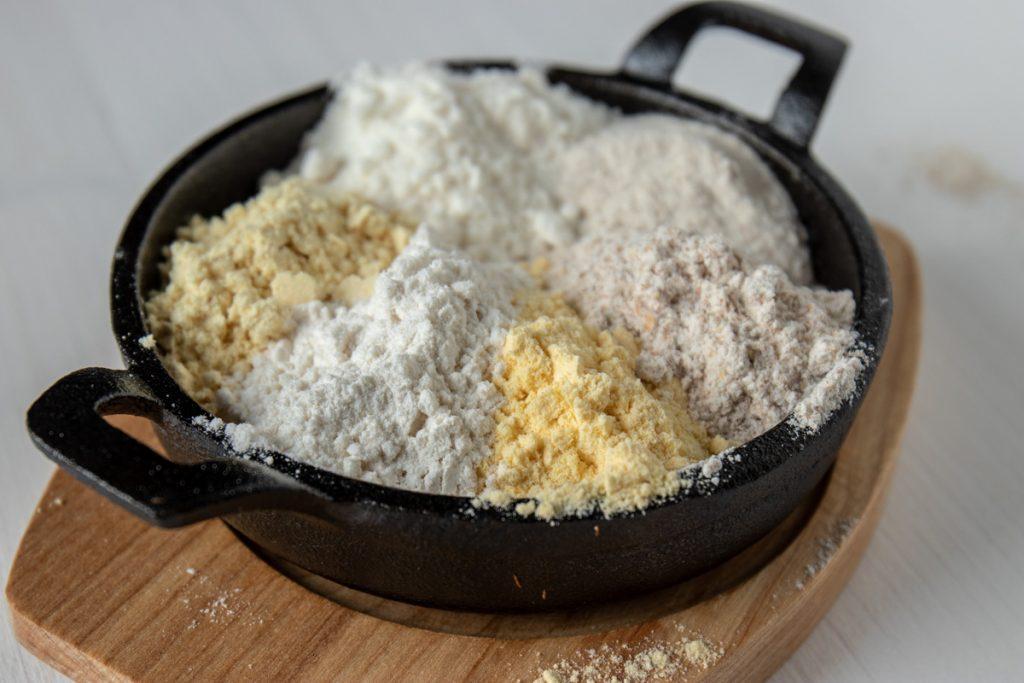 Mehlsorten 1x1 Muffin Grundrezept | kuchengeschichten