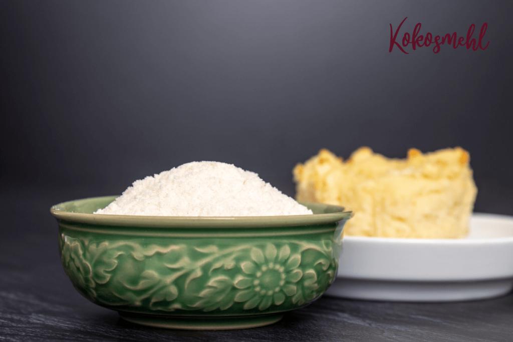 Mehlsorten 1x1 Kokosmehl | kuchengeschichten