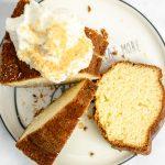 Kokoskuchen mit weißer Schokolade   kuchengeschichten