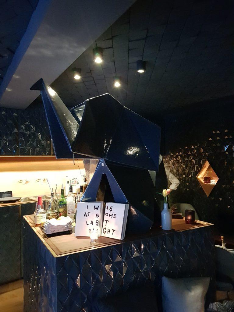 Bonechina Gin Bar in Sachsenhausen | kuchengeschichten