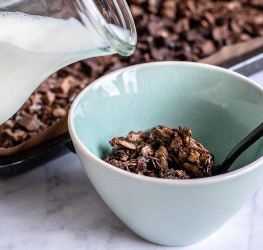 Schoko-Meersalz-Müsli | kuchengeschichten