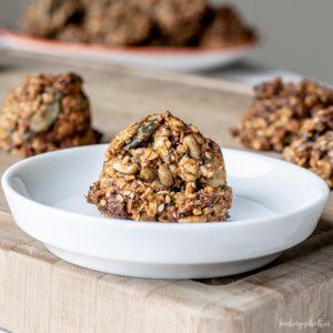 Körnige Frühstückscookies | kuchengeschichten