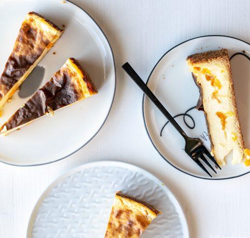 Mandarinen-Schmand-Kuchen | kuchengeschichten