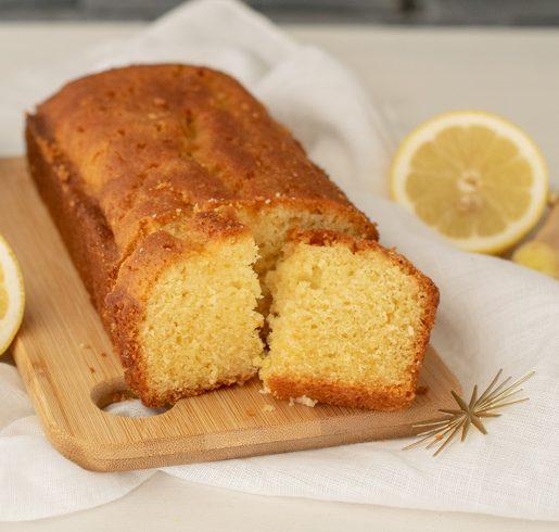 Ingwerkuchen mit Zitronensirup | kuchengeschichten