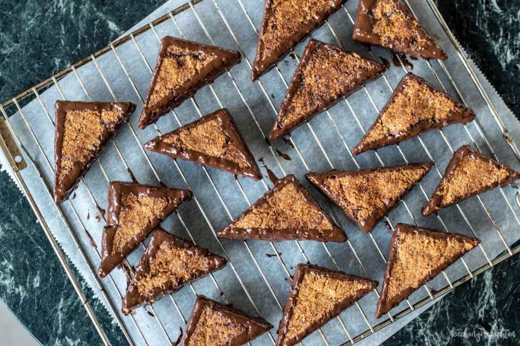 Die allerbesten Nussecken der Welt | kuchengeschichten