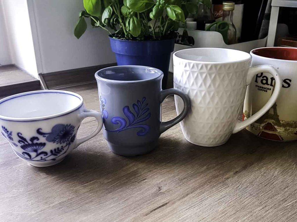 Buttermilchkuchen Tassenkuchen Tassengrößen | kuchengeschichten