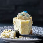 Käsekuchen mit weißer Schokolade | kuchengeschichten