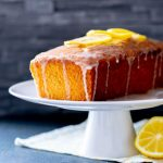 Zitronen-Joghurt-Kuchen | kuchengeschichten