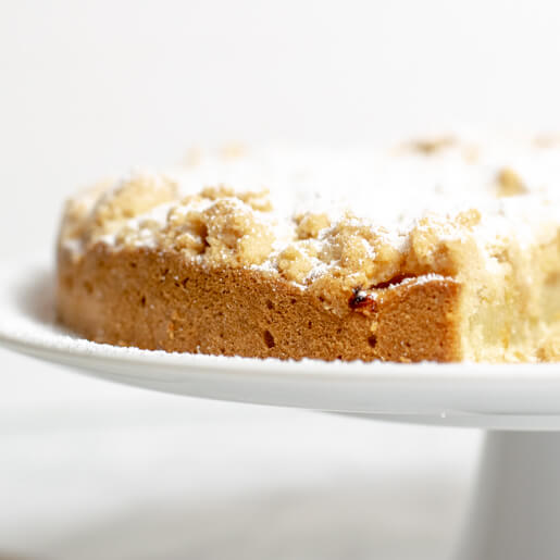 Apfel-Streusel-Kuchen | kuchengeschichten