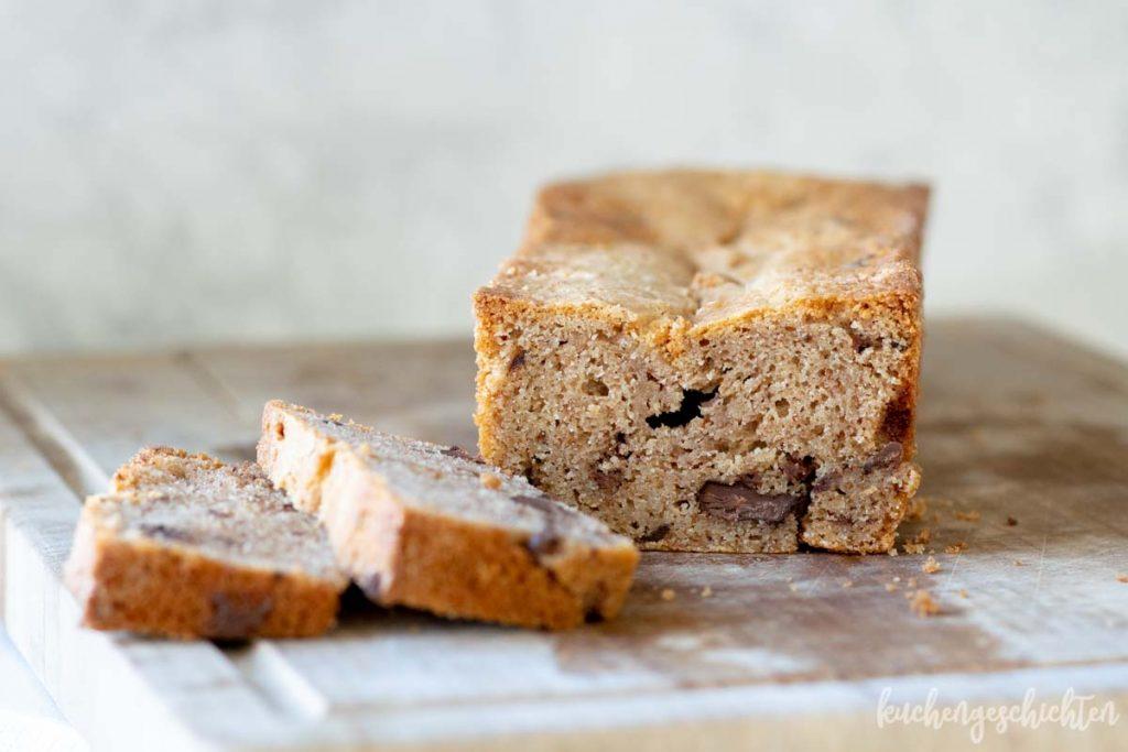 Buchweizen-Schoko-Kuchen | kuchengeschichten