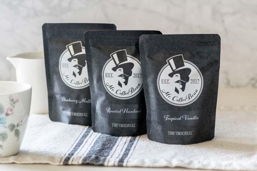 Mr Coffeebean Eiskaffee mit Sahne | kuchengeschichten