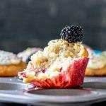Himbeer-Mais-Muffins | kuchengeschichten