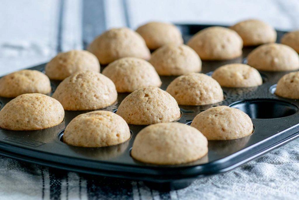 Mini Donut-Muffins | kuchengeschichten