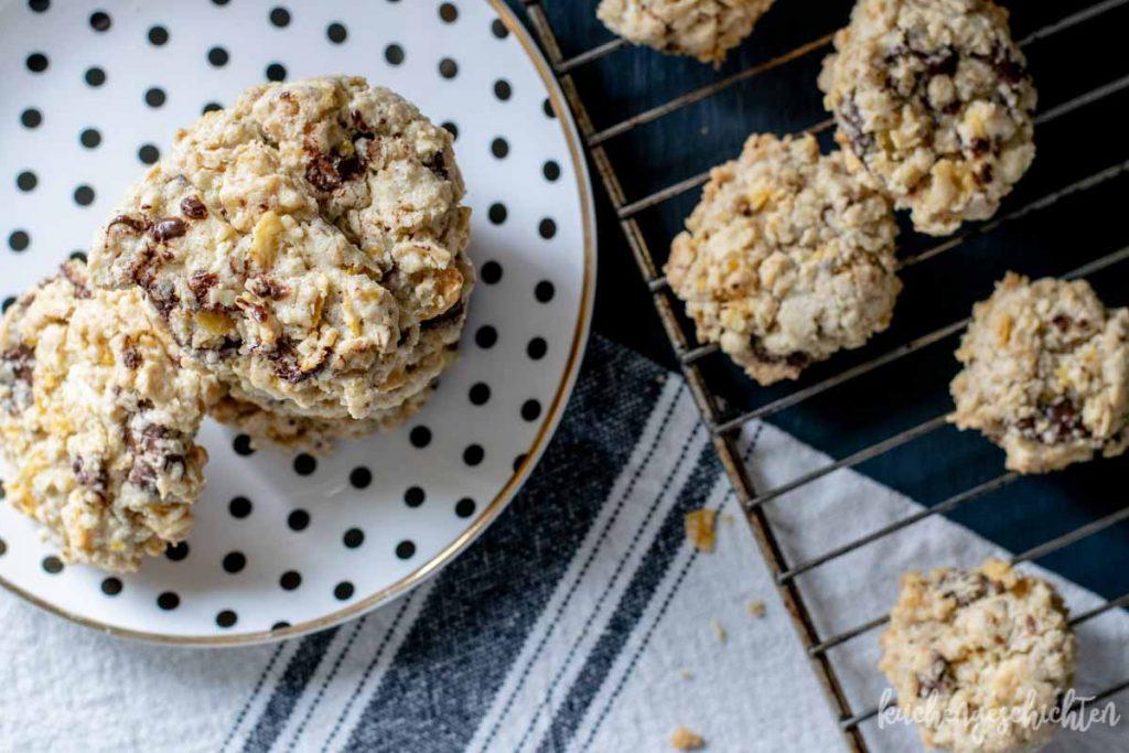 Cowboy Cookies | kuchengeschichten