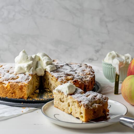 Apfel-Gewürzkuchen | kuchengeschichten