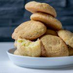 Snickerdoodle Cookies   kuchengeschichten