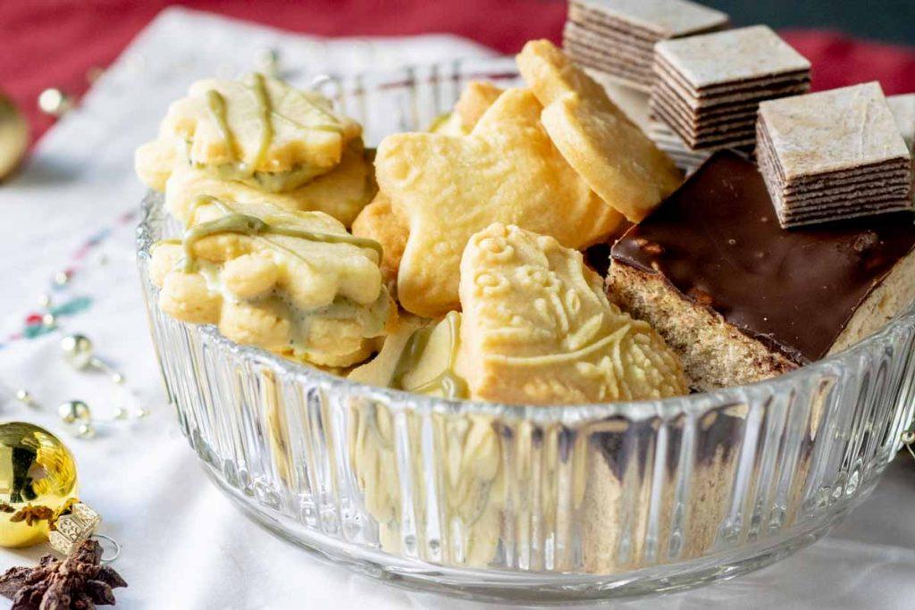 Vegane Plaetzchen | kuchengeschichten