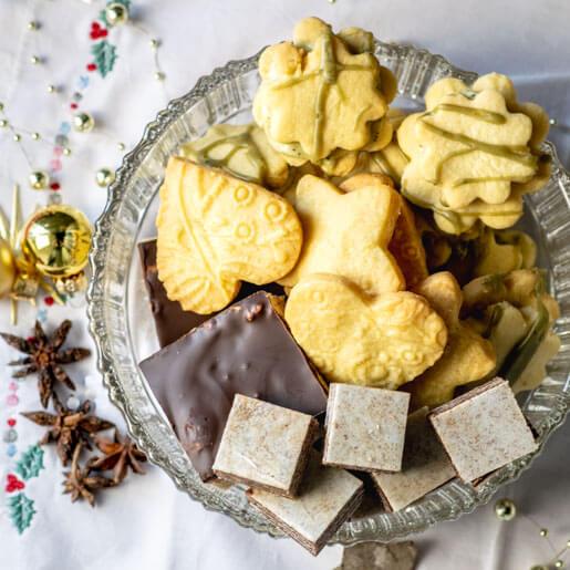 Plätzchen Weihnachtsbacken | kuchengeschichten