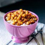 Chana Masala mit Kichererbsen | kuchengeschichten