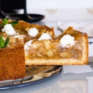 Apfelweinkuchen Apfelweintorte | kuchengeschichten
