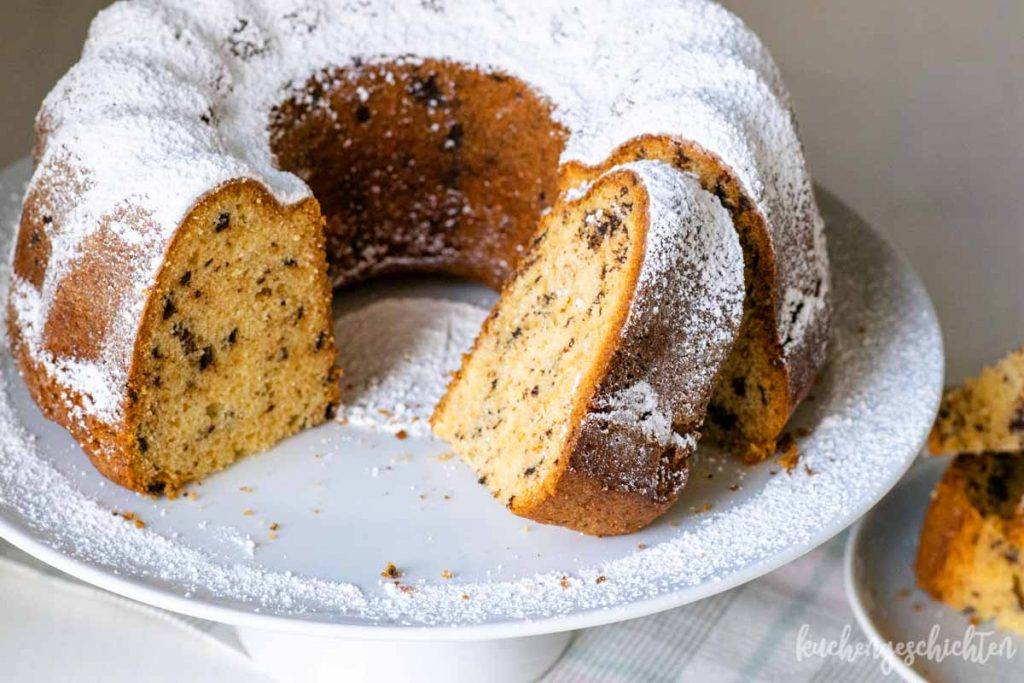 Omas Eierlikörkuchen | kuchengeschichten