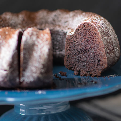 Schoko-Whiskey-Kuchen | kuchengeschichten