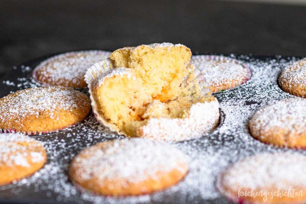 Ingwer-Marmeladen-Muffins | kuchengeschichten